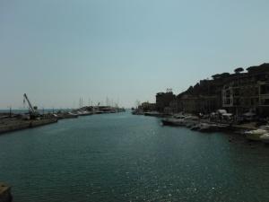The canal into Castiglione della Pescaia