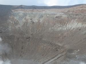 The crater, Vulcano