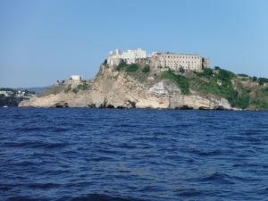 Fortress on Procida