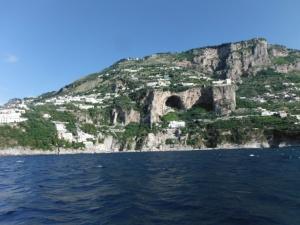 Caves, amalfi