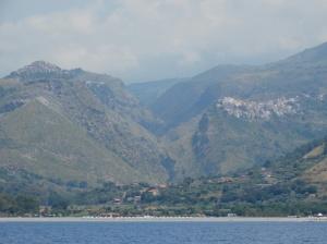 Calabrian hill town