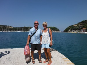 Shopping trip, Lakka
