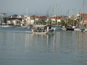 Fishing boat, Preveza