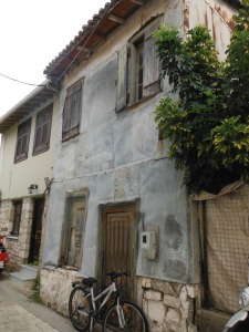 Tin house, Levkas